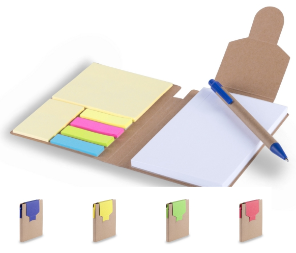 Snel notitieblokken bedrukken met sticky notes
